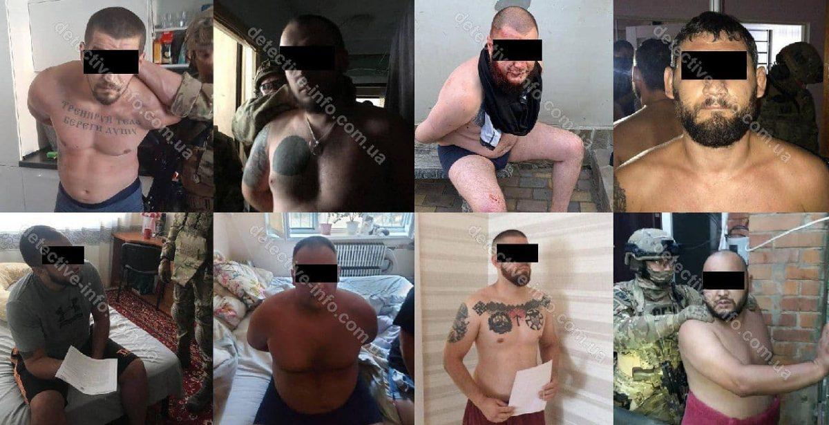 Членів рекетирського угруповання на Харківщині затримала СБУ. Серед них – лідери тамтешнього «Нацкорпусу»